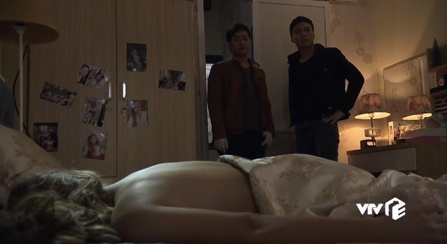 Vẻ nóng bỏng của cô gái vào vai xác chết lõa thể trong phim Mê cung - Ảnh 2.