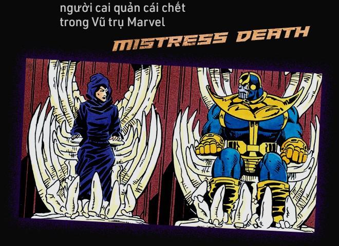 Thanos - Từ nhân vật vay mượn DC Comics đến vai phản diện tuyệt vời nhất trong lịch sử phim ảnh - Ảnh 19.
