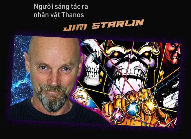 Thanos - Từ nhân vật vay mượn DC Comics đến vai phản diện tuyệt vời nhất trong lịch sử phim ảnh - Ảnh 5.
