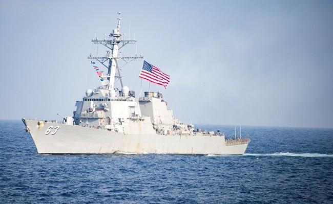 Biệt đội hùng hậu quân đội Mỹ cử tìm kiếm F-35 mất tích trên biển - Ảnh 3.