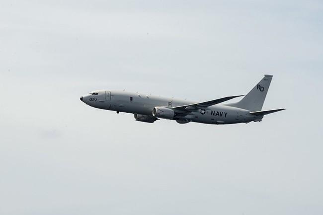 Biệt đội hùng hậu quân đội Mỹ cử tìm kiếm F-35 mất tích trên biển - Ảnh 4.