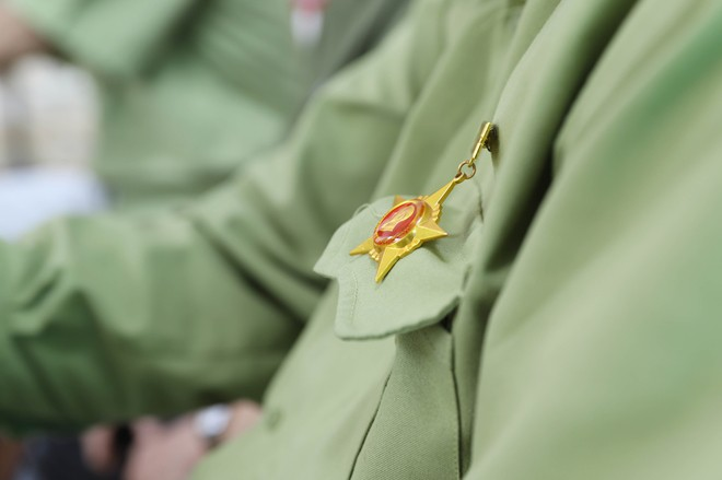 Ký ức ngày 30-4 tại Dinh Độc lập của những người lính xe tăng - Ảnh 6.