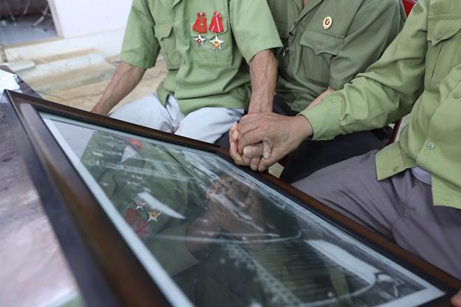 Ký ức ngày 30-4 tại Dinh Độc lập của những người lính xe tăng - Ảnh 8.
