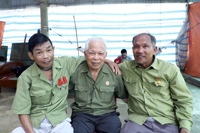 Ký ức ngày 30-4 tại Dinh Độc lập của những người lính xe tăng - Ảnh 9.