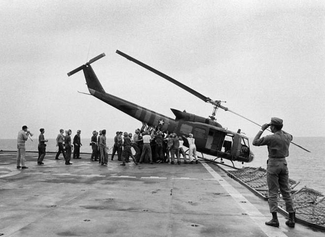 Cơn hấp hối của đế quốc Mỹ ở Sài Gòn tháng 4/1975 - Ảnh 9.