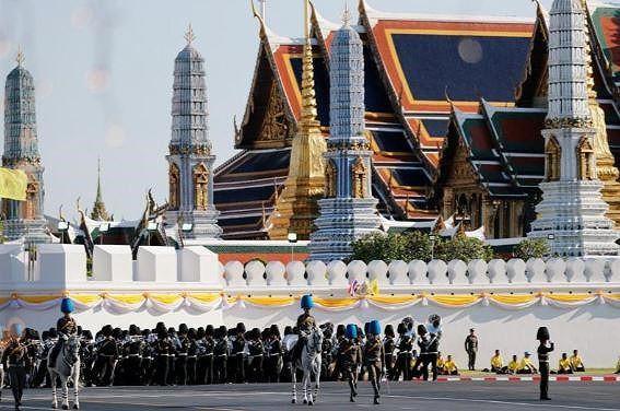 Thái Lan chi chục tỉ USD cho lễ đăng quang tân quốc vương - Ảnh 2.