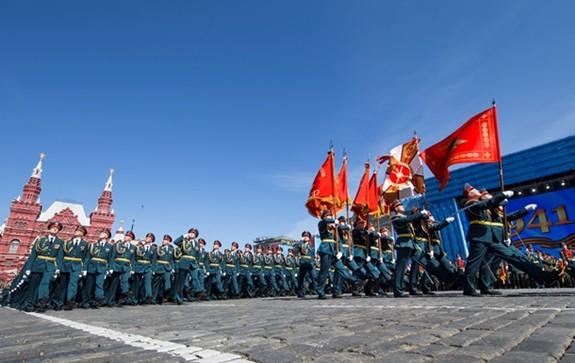 Nga công bố thông tin về lễ duyệt binh Ngày Chiến thắng 2019 - Ảnh 1.