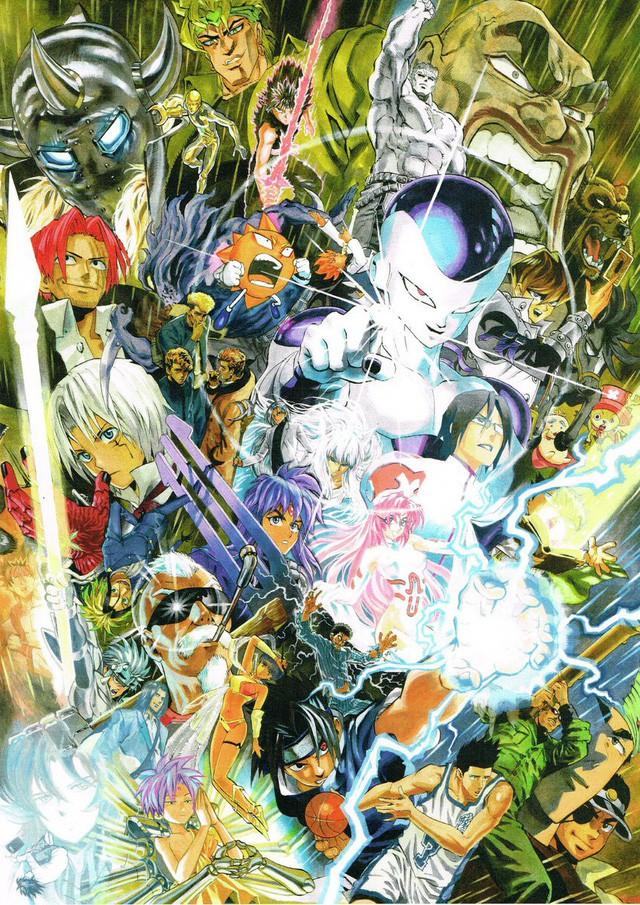 Biệt đội Avengers được vẽ bởi tác giả One Punch Man sẽ ngầu như thế nào? - Ảnh 12.