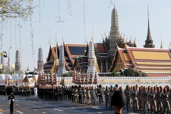 Thái Lan chi chục tỉ USD cho lễ đăng quang tân quốc vương - Ảnh 3.