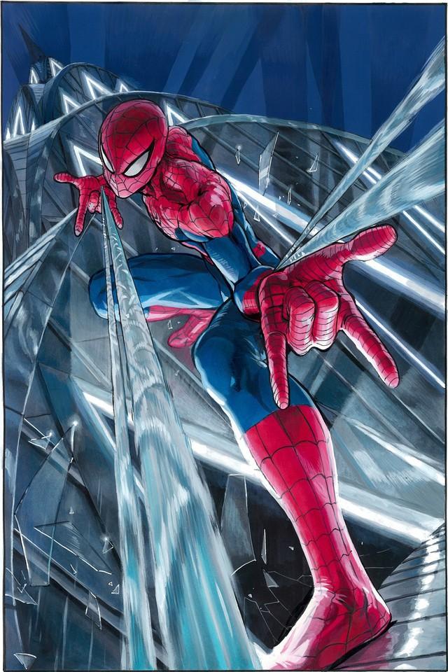 Biệt đội Avengers được vẽ bởi tác giả One Punch Man sẽ ngầu như thế nào? - Ảnh 3.