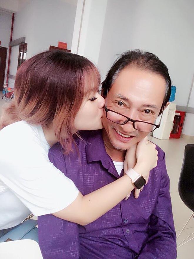 Nghệ sĩ Lê Bình sức khỏe chuyển biến xấu, phải chuyển vào phòng cách ly và tâm sự của con gái khiến dân mạng rơi nước mắt - Ảnh 4.