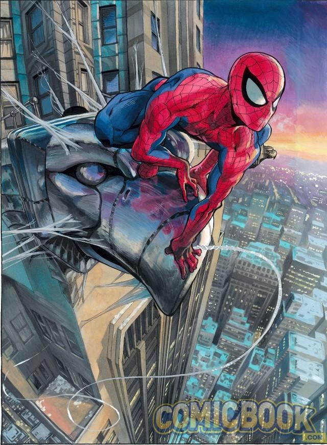 Biệt đội Avengers được vẽ bởi tác giả One Punch Man sẽ ngầu như thế nào? - Ảnh 6.