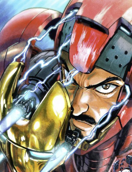 Biệt đội Avengers được vẽ bởi tác giả One Punch Man sẽ ngầu như thế nào? - Ảnh 7.