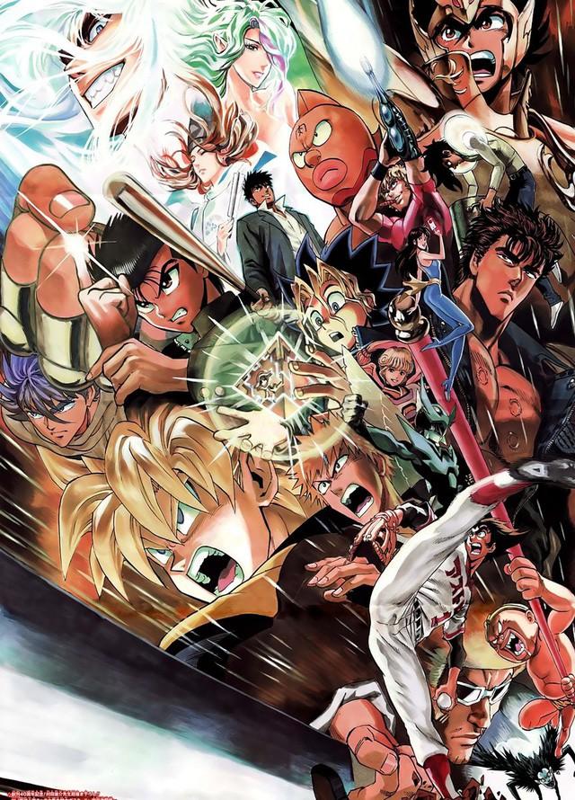 Biệt đội Avengers được vẽ bởi tác giả One Punch Man sẽ ngầu như thế nào? - Ảnh 9.