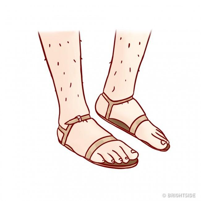 10 sai lầm dễ mắc khi lựa chọn giày dép trong mùa hè: Nếu chủ quan sẽ rước bệnh vào thân - Ảnh 1.