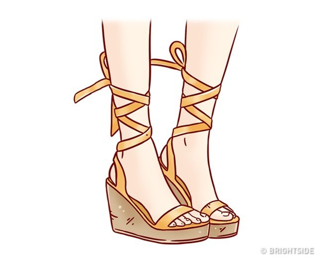 10 sai lầm dễ mắc khi lựa chọn giày dép trong mùa hè: Nếu chủ quan sẽ rước bệnh vào thân - Ảnh 2.