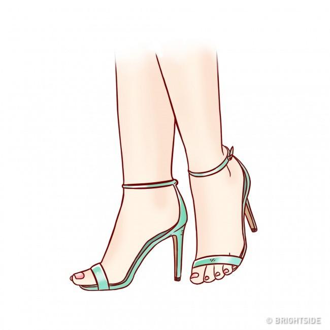 10 sai lầm dễ mắc khi lựa chọn giày dép trong mùa hè: Nếu chủ quan sẽ rước bệnh vào thân - Ảnh 4.