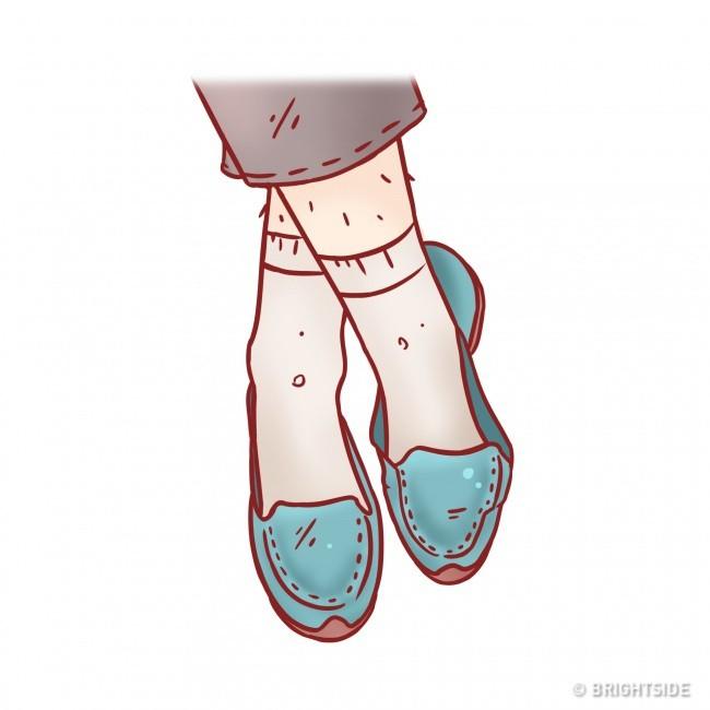 10 sai lầm dễ mắc khi lựa chọn giày dép trong mùa hè: Nếu chủ quan sẽ rước bệnh vào thân - Ảnh 5.