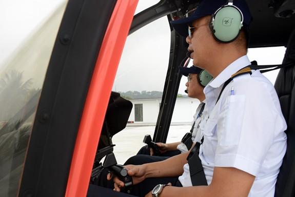 Trực thăng hiện đại của Mỹ đầu tiên vừa có trong biên chế QĐND Việt Nam: Hết sức đặc biệt - Ảnh 4.