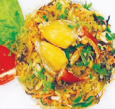 Món ăn thuốc từ cua biển - Ảnh 2.