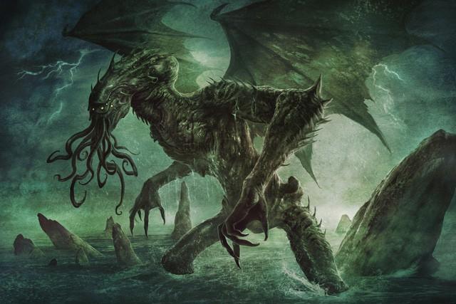 Hoàng tử địa ngục Leviathan: Thủy quái gây ám ảnh trong kinh thánh - Ảnh 4.