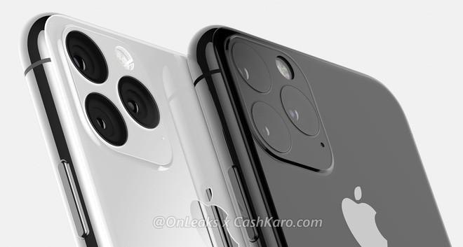 Rò rỉ thiết kế cuối cùng của iPhone 11 Max: Đẹp hơn mong đợi - Ảnh 1.