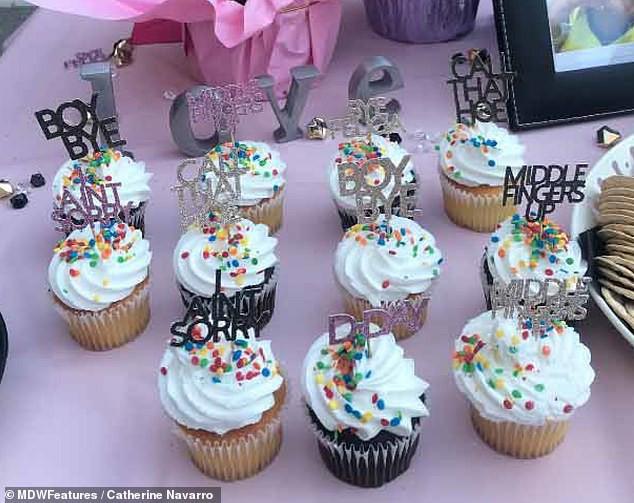 14 năm đấu tranh không mệt mỏi mới ly dị được chồng, người phụ nữ hạnh phúc mở bữa tiệc ly hôn to hơn cả đám cưới để ăn mừng - Ảnh 5.