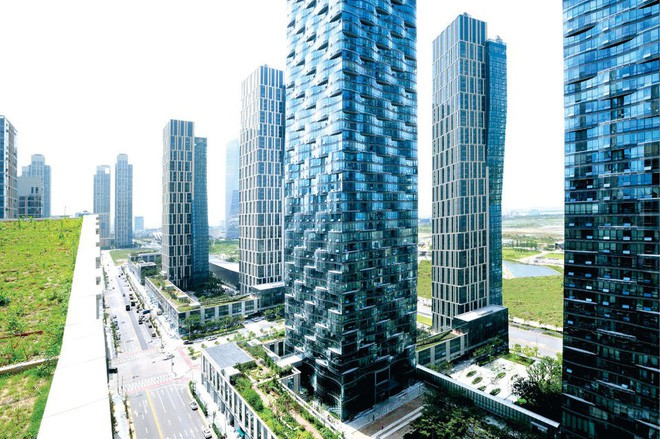 Ở Hàn Quốc, người ta đang xây dựng một thành phố hiện đại, loại bỏ hoàn toàn nhu cầu sử dụng ô tô - Ảnh 8.