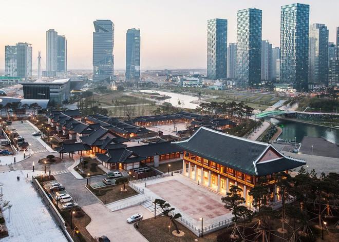 Ở Hàn Quốc, người ta đang xây dựng một thành phố hiện đại, loại bỏ hoàn toàn nhu cầu sử dụng ô tô - Ảnh 9.