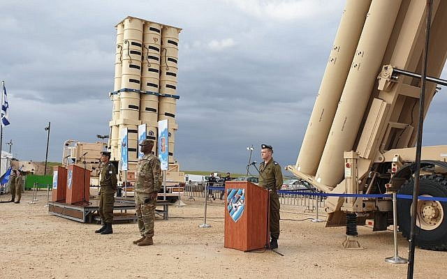 Mỹ bắt tay Israel tung đòn đánh chí tử vào tên lửa S-400 Nga? - Ảnh 2.