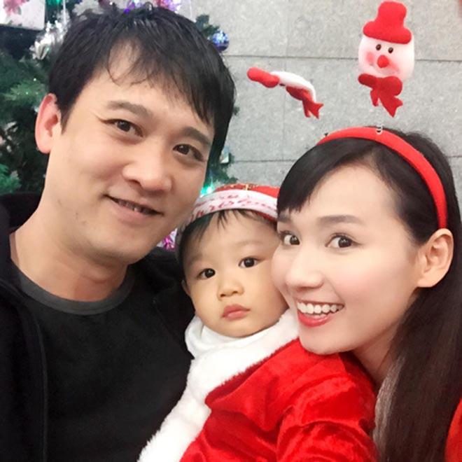 Chồng doanh nhân lớn hơn 12 tuổi, ngại lộ diện trước đám đông của Lã Thanh Huyền là ai? - Ảnh 5.