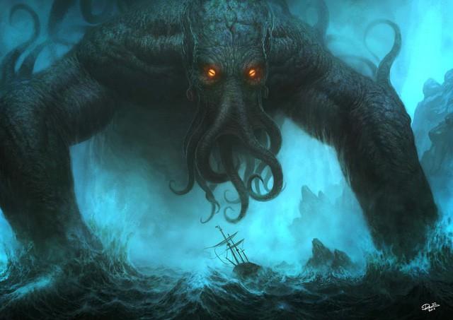 Kraken: Quái vật biển huyền thoại trong truyền thuyết Bắc Âu - Ảnh 5.