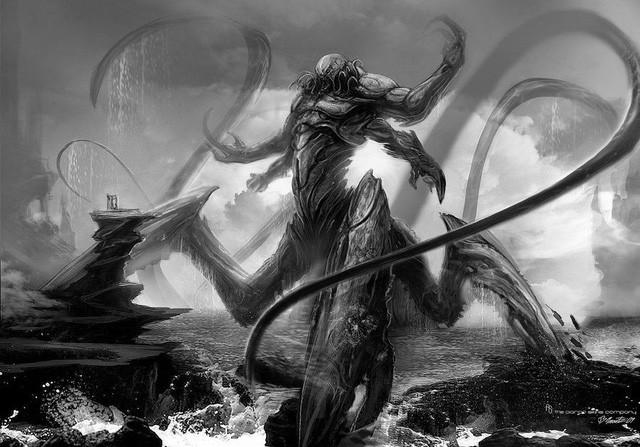 Kraken: Quái vật biển huyền thoại trong truyền thuyết Bắc Âu - Ảnh 7.