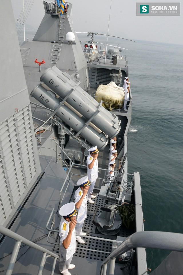 Tàu chiến hiện đại nhất HQ Việt Nam lập kỷ lục vượt 2 đại dương: Nga mừng 1, ta mừng 10 - Ảnh 3.