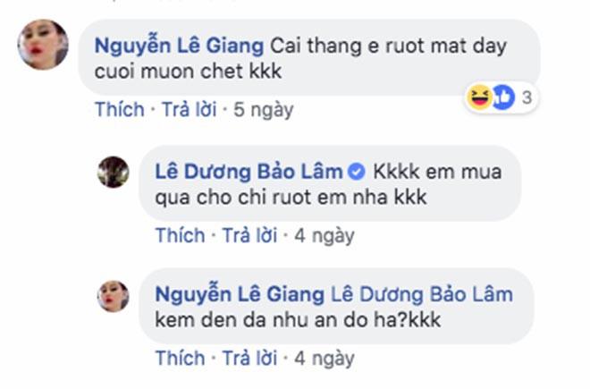 Lê Dương Bảo Lâm tiếp tục gây phẫn nỗ khi cười cợt, miệt thị nhân viên bán hàng da màu - Ảnh 4.