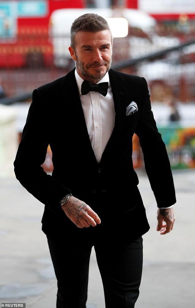 Khoảnh khắc gây sốt: Từ khi nào mà Brooklyn đã cao ráo, điển trai không kém cạnh gì bố David Beckham thế này! - Ảnh 2.