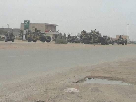 Lò lửa Libya chính thức bùng nổ - Chiến tranh lan rộng khắp, LHQ sơ tán khẩn cấp - Ảnh 12.