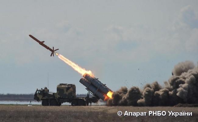 Tàu chiến Nga hãy đợi đấy: Ukraine bắn thử thành công tên lửa bờ mới - Niềm tự hào lớn! - Ảnh 5.
