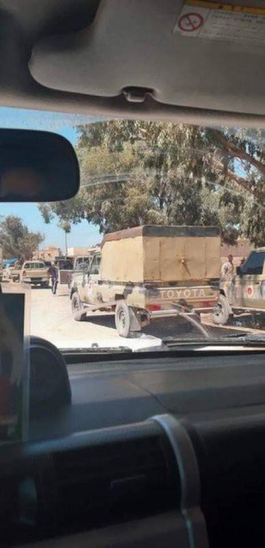 Thủ đô Libya nguy ngập, Mỹ khẩn cấp rút lui - Thương vong lớn, Liên hợp quốc ra yêu cầu đặc biệt - Ảnh 6.