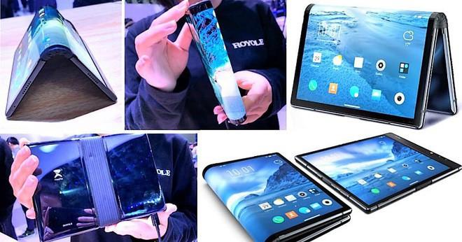 Startup Trung Quốc này đã qua mặt điện thoại màn hình gập của Samsung và Huawei như thế nào? - Ảnh 1.