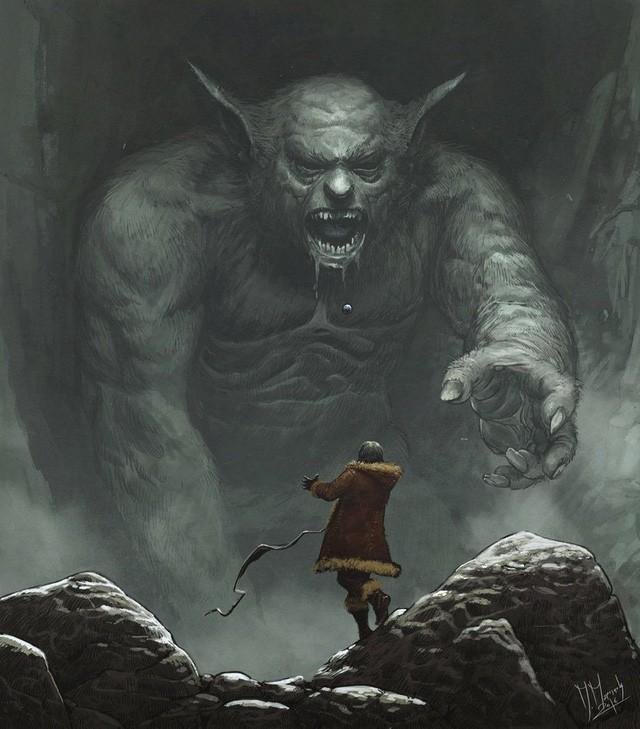Troll: Loài sinh vật tinh quái chỉ có trong truyền thuyết - Ảnh 3.