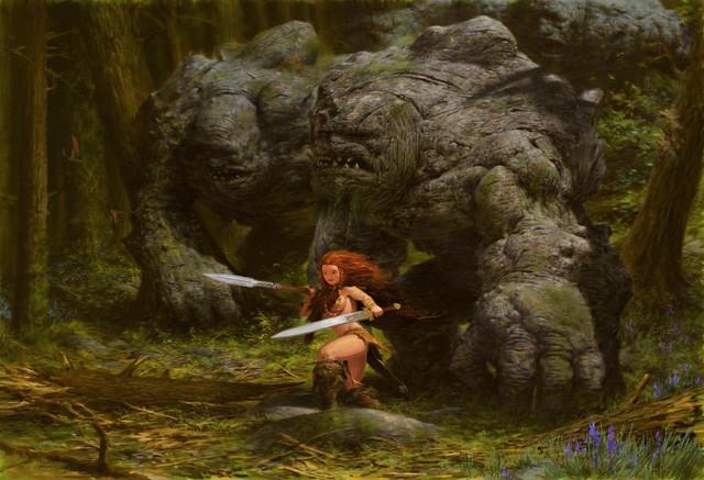 Troll: Loài sinh vật tinh quái chỉ có trong truyền thuyết - Ảnh 4.