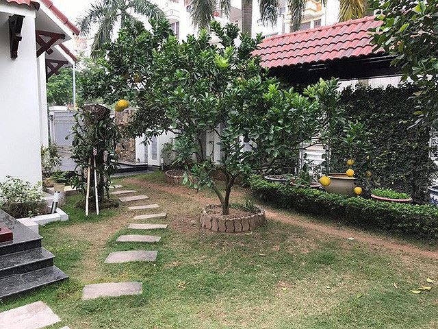 Biệt thự sang trọng của vợ chồng Á hậu Trà My ở phố nhà giàu tại Hải Dương - Ảnh 5.