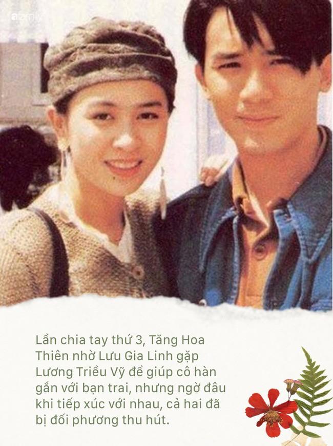 Mối tình đầu của Lương Triều Vỹ: Tình yêu thanh xuân dài 6 năm vẫn tan tành vì 2 lần bị bạn thân cướp người yêu - Ảnh 8.