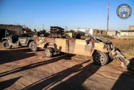 CẬP NHẬT: Chiến sự Libya nóng rẫy - Sân bay duy nhất còn hoạt động ở Tripoli bị không kích - Chặt đứt cầu hàng không - Ảnh 7.
