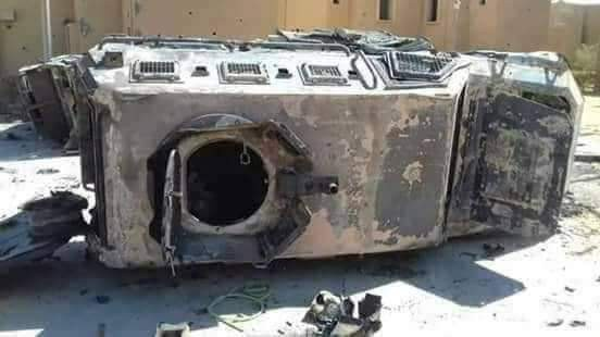 CẬP NHẬT: Chiến sự Libya nóng rẫy - Sân bay duy nhất còn hoạt động ở Tripoli bị không kích - Chặt đứt cầu hàng không - Ảnh 4.