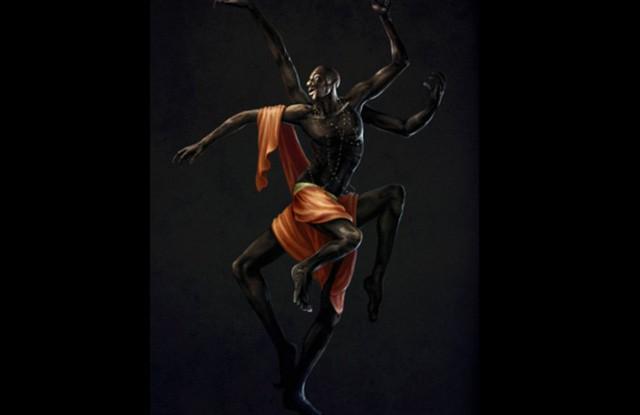 Siêu nhền nhện Anansi: Vị thần ranh ma trong thần thoại châu Phi - Ảnh 1.