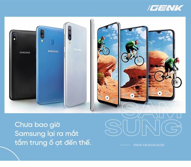 Vì sao Samsung bỗng dưng đẻ nhiều smartphone đến thế trong năm 2019? - Ảnh 3.
