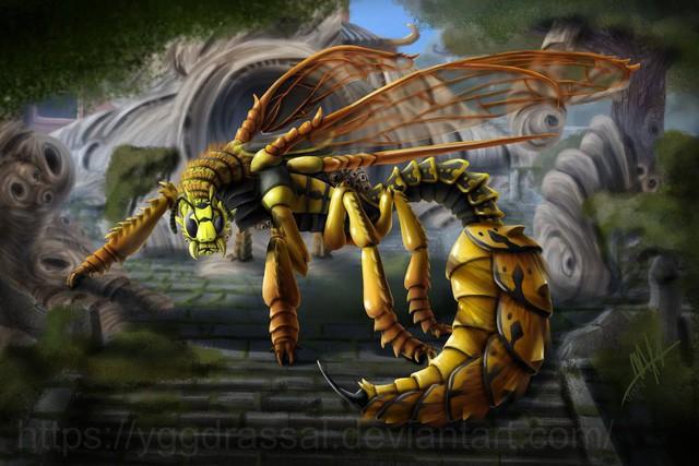 Siêu nhền nhện Anansi: Vị thần ranh ma trong thần thoại châu Phi - Ảnh 4.
