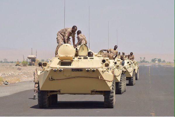 Sau Libya lại đến Sudan: Súng đã nổ - Những diễn biến nóng chưa từng thấy - Ảnh 3.